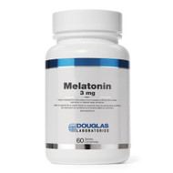 Douglas Laboratories Melatonin 3 mg Sublingual 60 Tablets
