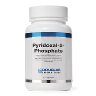 Douglas Laboratories Pyridoxal-5-Phosphate 60 Veg Capsules