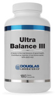 Douglas Laboratories Ultra Balance III - 180 Tablets