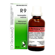 Dr Reckeweg R9 - 50 Ml