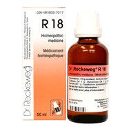 Dr Reckeweg R18 - 50 Ml (9939)