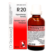 Dr Reckeweg R20 - 50 Ml (9944)