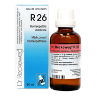 Dr Reckeweg R26 - 50 Ml (9955)