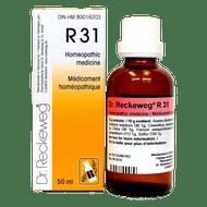 Dr Reckeweg R31 - 50 Ml