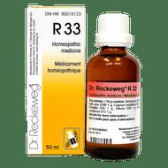 Dr Reckeweg R33 - 50 Ml (9964)