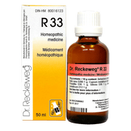 Dr Reckeweg R33 - 50 Ml (9964)
