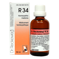 Dr Reckeweg R34 - 50 Ml (9965)