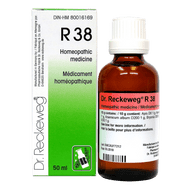 Dr Reckeweg R38 - 50 Ml (9974)