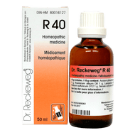 Dr Reckeweg R40 - 50 Ml (9976)