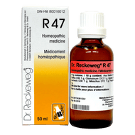 Dr Reckeweg R47 - 50 Ml (9986)