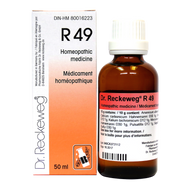 Dr Reckeweg R49 - 50 Ml (9989)
