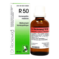 Dr Reckeweg R50 - 50 Ml (9993)