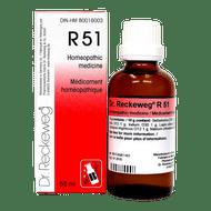 Dr Reckeweg R51 - 50 Ml (9994)