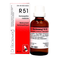 Dr Reckeweg R51 - 50 Ml (9994)