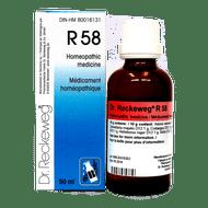 Dr Reckeweg R58 - 50 Ml (10006)