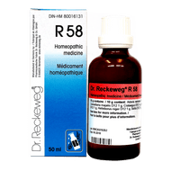 Dr Reckeweg R58 - 50 Ml (10006)