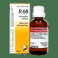 Dr Reckeweg R68 - 50 Ml (10018)