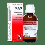 Dr Reckeweg R69 - 50 Ml (10020)
