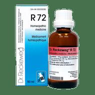 Dr Reckeweg R72 - 50 Ml (10024)
