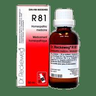 Dr Reckeweg R81 - 50 Ml (10035)