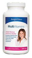 Progressive Adult Women Multivitamin 120 Veg Veg Capsules