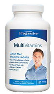 Progressive Adult Men Multivitamin 120 Veg Veg Capsules