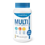 Progressive Multivitamin For Adult Men 120 Veg Capsules