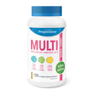 Progressive Multivitamin For Active Women 120 Veg Capsules