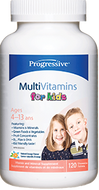 Progressive Children Multivitamin 120 Chewable Tablets