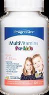 Progressive Children Multivitamin 120 Chewable Tablets