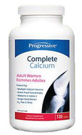 Progressive Complete Calcium For Women 50 Plus 120 Tablets