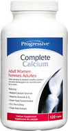 Progressive Complete Calcium for Adult Women 120 Caplets