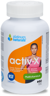 Platinum Naturals Activ X Multivitamin For Women 60 Softgels
