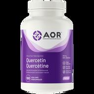 AOR Quercetin 500 mg 100 Veg Capsules