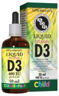 Aor Vitamin D3 Liquid Child 50 Ml (1188)