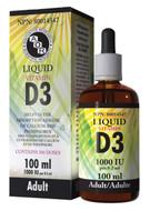 Aor Vitamin D3 Liquid Adult 100 Ml (1186)