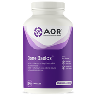 AOR Bone Basics 240 Capsules