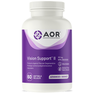 AOR Vision Support II - 60 Softgels