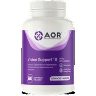 AOR Vision Support II - 60 Softgels