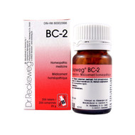 Dr Reckeweg BC2 - 200 Tablets