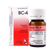 Dr Reckeweg BC4 - 200 Tablets