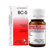 Dr Reckeweg BC5 - 200 Tablets