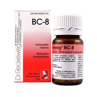 Dr Reckeweg BC8 - 200 Tablets