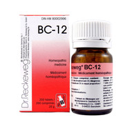 Dr Reckeweg BC12 - 200 Tablets (10102)