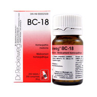 Dr Reckeweg BC18 - 200 Tablets (10108)