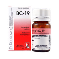 Dr Reckeweg BC19 - 200 Tablets (10109)