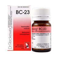 Dr Reckeweg BC23 - 200 Tablets (10113)