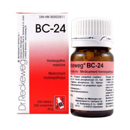 Dr Reckeweg BC24 - 200 Tablets