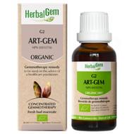 HerbalGem  Gemmotherapy Complex G2 Art Gem 15 Ml