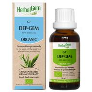 HerbalGem Gemmotherapy Complex G7 Dep Gem 50 Ml